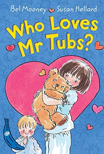 9781405223041: Who Loves Mr Tubs? (Blue Bananas)