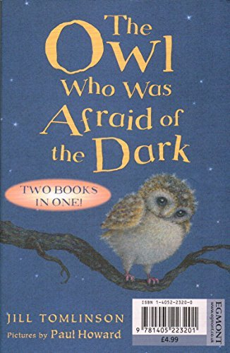 9781405223201: The Owl Who Was Afraid of the Dark / The Cat Who Wanted to Go Home