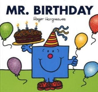 9781405223348: Mr birthday (Mr Men)