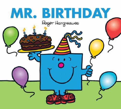 9781405223348: Mr. Birthday (Mr Men)