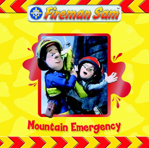 9781405223362: Fireman Sam: Mountain Emergency