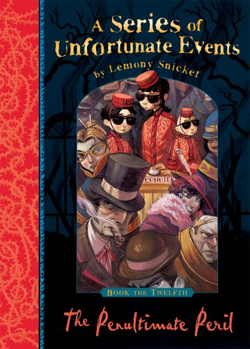 9781405223379: The Penultimate Peril (A Series of Unfortunate Events)
