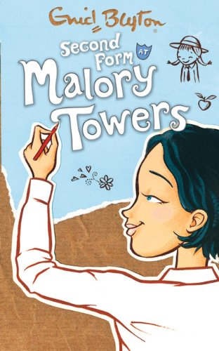 9781405224048: Second Form at Malory Towers