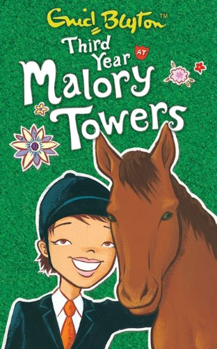9781405224055: Third Year at Malory Towers