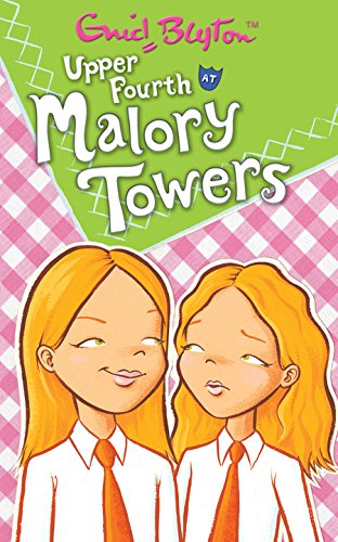 9781405224062: Upper Fourth at Malory Towers