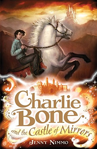 9781405224659: Charlie Bone and the Castle of Mirrors (Charlie Bone #4)