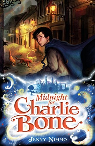 9781405225434: Midnight for Charlie Bone (Charlie of the Red King, Book 1)