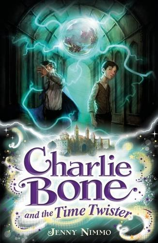 9781405225441: Charlie Bone and the Time Twister