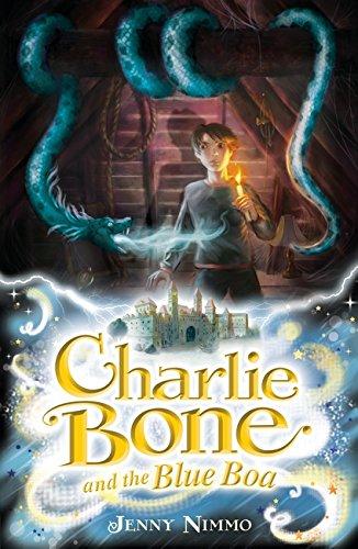 9781405225458: Charlie Bone and the Blue Boa