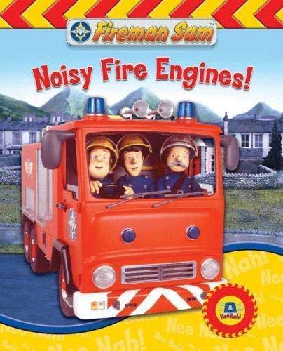 9781405225755: Fireman Sam Sound Book: Noisy Fire Engines! (Fireman Sam)