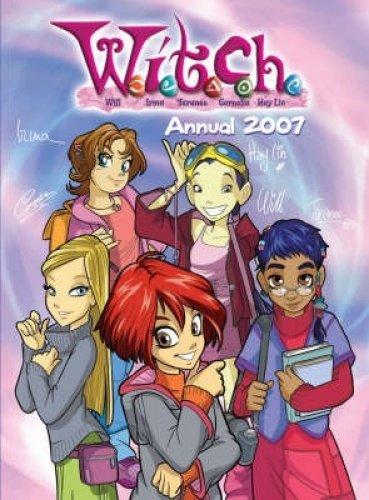 9781405226035: W.I.T.C.H. Annual 2007