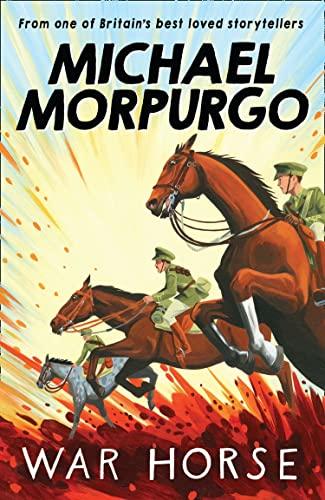 9781405226660: War Horse [Lingua inglese]