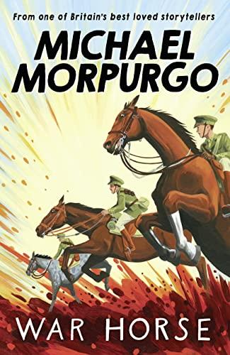 9781405226660: War Horse. Michael Morpurgo
