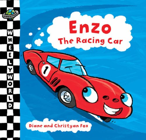 9781405227421: Enzo the Racing Car (Wheelyworld)