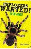 9781405227667: Explorers Wanted! In The Jungle
