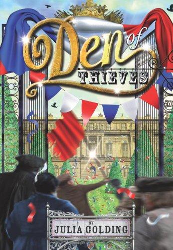 9781405228183: Den of Thieves (Cat Royal, No. 3)