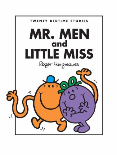 9781405228237: Mr. Men and Little Miss Treasury