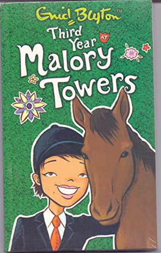 9781405228602: Third Year at Malory Towers