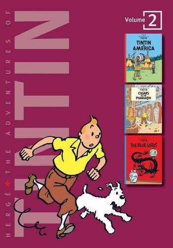 9781405228954: Adventures of Tintin (v. 2)
