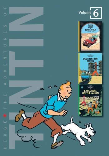 9781405228992: The Adventures of Tintin: Volume 6 (Compact Editions):