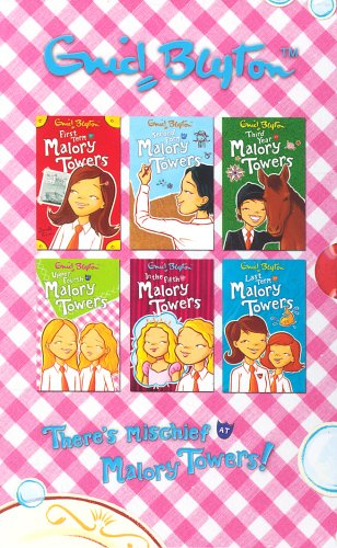 9781405229142: Malory Towers 3-book Set