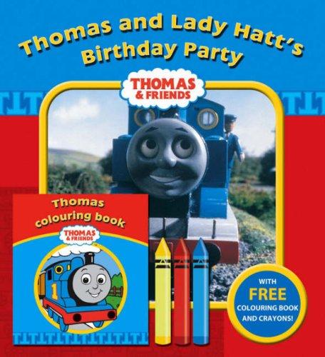 9781405229739: Thomas and Lady Hatt's Birthday Party (Thomas & Friends)