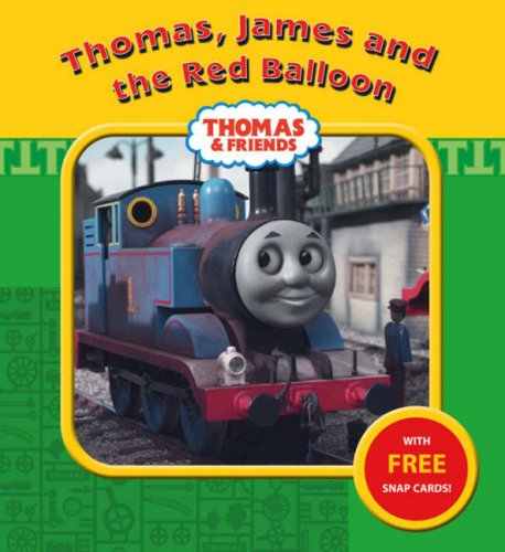 9781405229760: Thomas, James and the Red Balloon (Thomas & Friends)