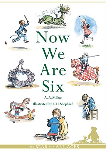 9781405229937: Now We Are Six. Deluxe Edition