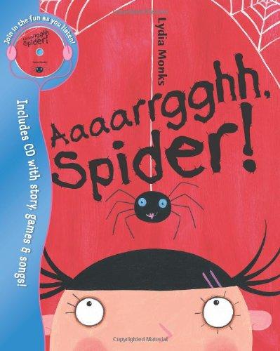 9781405230445: Aaaarrgghh, Spider!