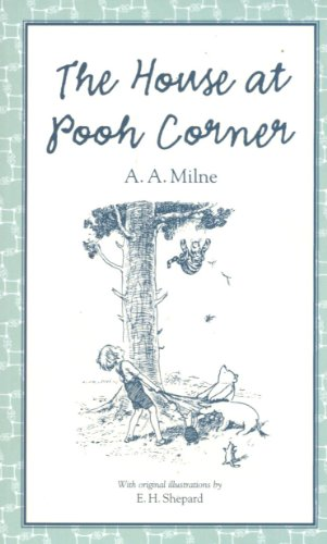 9781405230667: The House at Pooh Corner (World of Pooh Collection)
