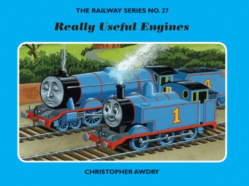 9781405230698: Really Useful Engines (Railway)