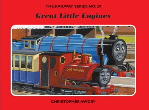9781405230711: Great Little Engines (Railway)