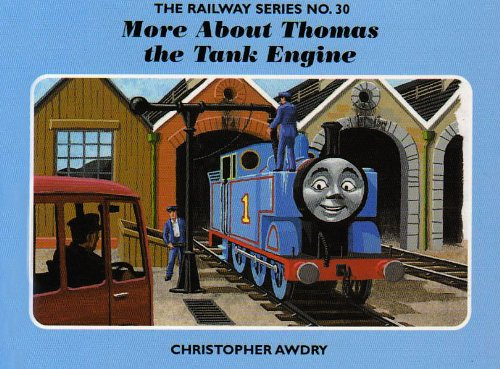 9781405230728: More About Thomas the Tank Engine (Railway)