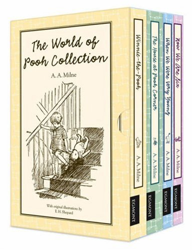 9781405231008: The World Of Pooh Collection