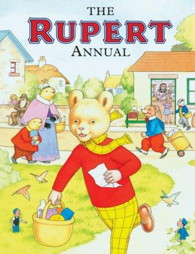 9781405231015: Rupert Bear Annual (No. 72 / 2008)