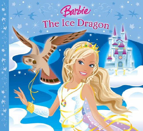 9781405231077: The Ice Dragon (Barbie Story Library)