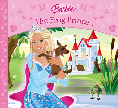 9781405231091: The Frog Prince (Barbie Story Library)