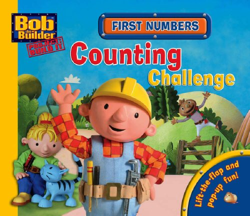 9781405231145: First Numbers: Counting Challenge (Bob the Builder Concept Books)