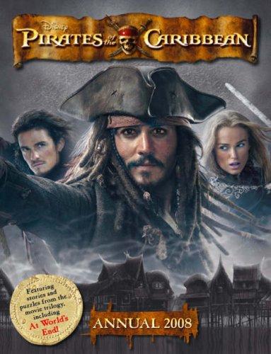 Pirates of the Caribbean Annual 2008: Jo Strange