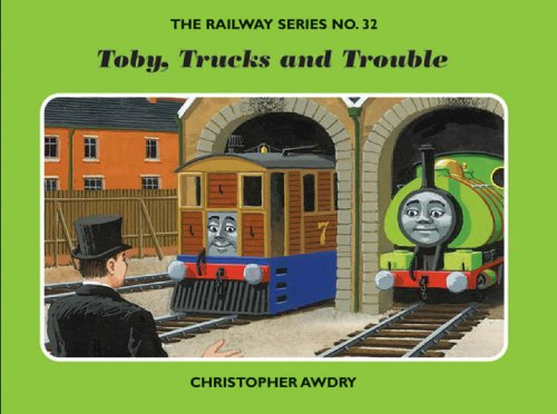 9781405231855: Toby, Trucks and Trouble (Railway)
