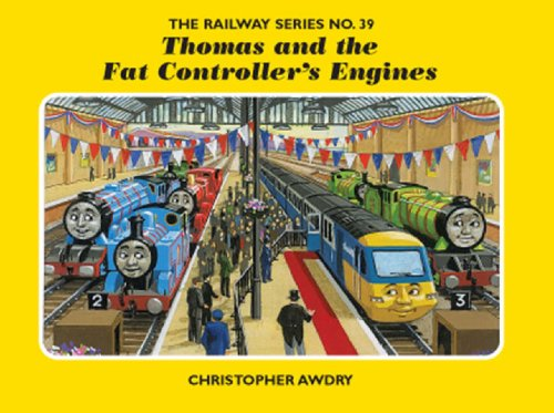 9781405231923: Thomas and the Fat Controller's Engines (Railway)