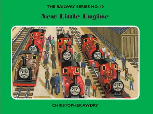 New Little Engines (Railway) (1405231939) by Christopher Awdry