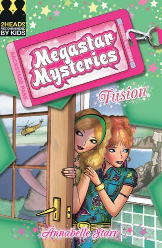 9781405232432: Fusion (Megastar Mysteries)