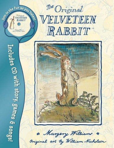 9781405232524: The Velveteen Rabbit (Book & CD)