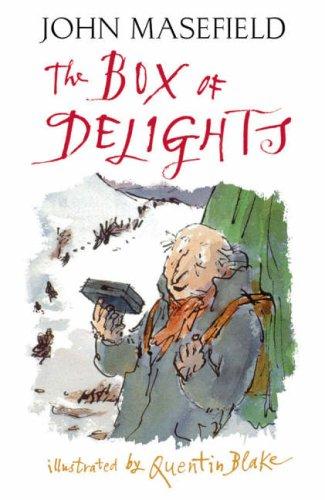 The Box of Delights: John Masefield, Quentin
