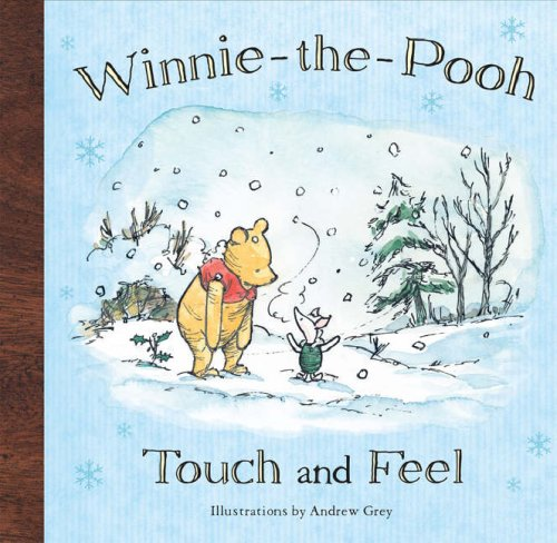 9781405232937: Winnie-the-Pooh Touch and Feel (Touch & Feel)