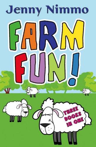 9781405233057: Farm Fun!: Three Books in One