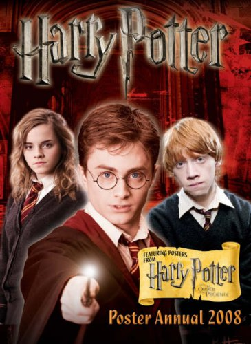9781405233101: Harry Potter Poster Annual 2008