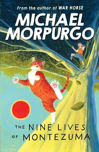 9781405233385: The Nine Lives of Montezuma