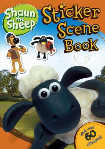 9781405233958: Sticker Scene (Shaun the Sheep)